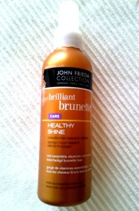 John Frieda Brilliant Brunette Healthy Shine
